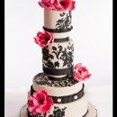 130x130 sq 1309228257982 weddingcake06140091