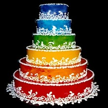 Cake And Art Santa Monica Blvd : Cake and Art - Wedding Cake - West Hollywood, CA - WeddingWire