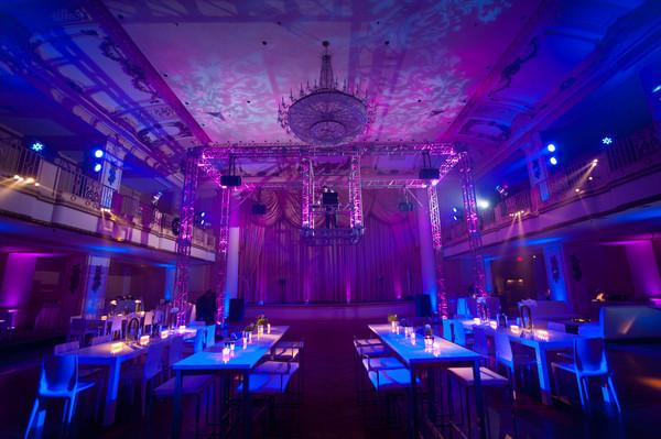 Synergetic sound lighting bensalem pa wedding dj for 13 floor haunted house pa