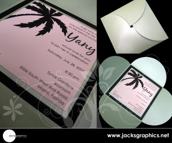 photo 4 of Jacks Graphics Invitations + Design