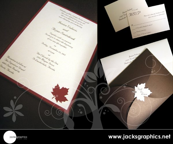 photo 9 of Jacks Graphics Invitations + Design