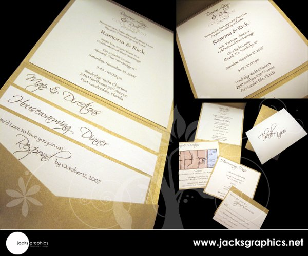 photo 11 of Jacks Graphics Invitations + Design