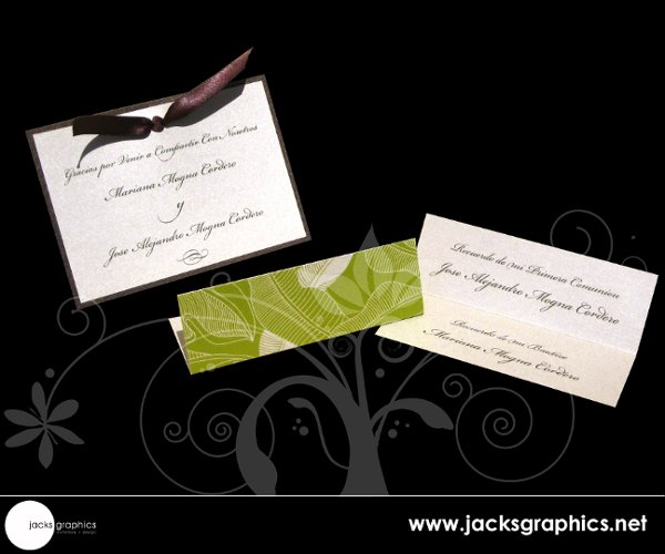 photo 14 of Jacks Graphics Invitations + Design