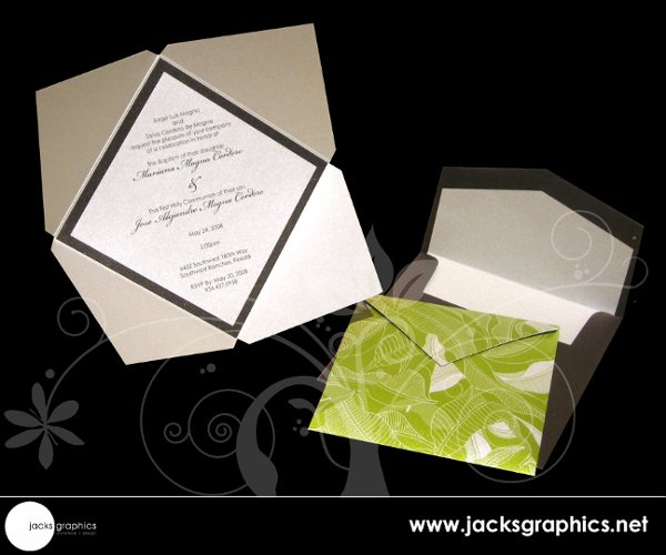 photo 15 of Jacks Graphics Invitations + Design