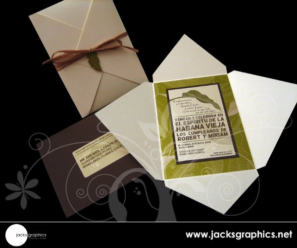 photo 24 of Jacks Graphics Invitations + Design