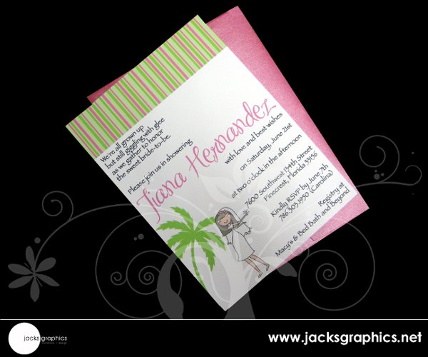 photo 29 of Jacks Graphics Invitations + Design