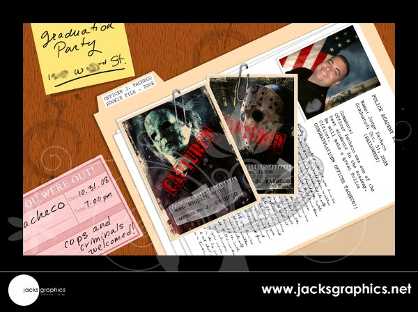photo 37 of Jacks Graphics Invitations + Design