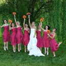 130x130 sq 1255378825386 bridesmaidsjumping