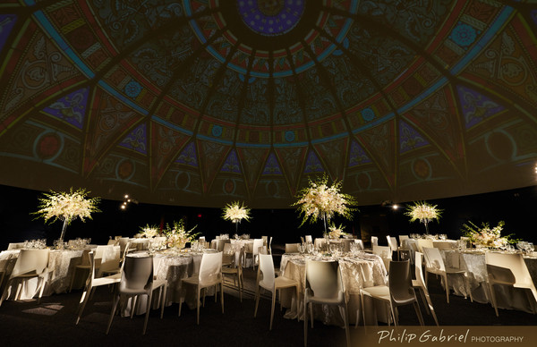 the franklin institute philadelphia pa wedding venue