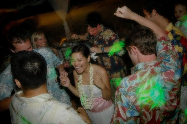 photo 14 of Troy Michael Wedding DJ Hawaii