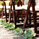 130x130 sq 1453836442994 rustic elegant real wedding outdoor wedding ceremo
