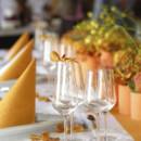 130x130 sq 1416590993748 formal dinner setting tangerine