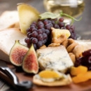 130x130 sq 1425482197687 cheese grapes and white wine