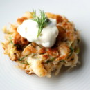 130x130 sq 1425482212554 crab cake appetizer with remoulade