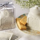 Our Victorian Tea Porcelain Tea Caddy Favors are especially perfect for vintage-inspired tea party bridal showers and are sure to make great keepsake gifts!