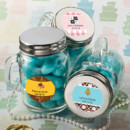 Design Your Own Glass Mason Candy Jar Favors
