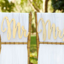 130x130 sq 1421861792550 gold promises classic mr and mrs chair backers 3.g