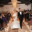 130x130 sq 1446137811850 tendenza ceremony bg just married down aisle in co