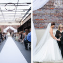 130x130 sq 1446138698680 vie ceremony in courtyard aisle and altar split ph