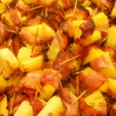 130x130 sq 1384648607246 bacon wrapped pineappl