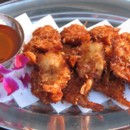 130x130 sq 1384648640060 coconut shrimp with passion fruit sauc
