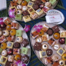 130x130 sq 1401571493581 aloha catering opera mini petit four assort