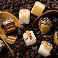 130x130 sq 1401571518601 petit fours chocolate and coffee