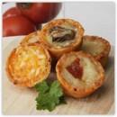 130x130 sq 1401571634961 deep dish mini pizza