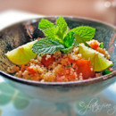 130x130 sq 1401571640938 quinoa salad w lime and fresh mint