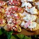 130x130 sq 1401571826352 tomato feta and sea food on baguettes