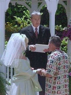 photo 3 of Reverend Michael Wedding Officiant