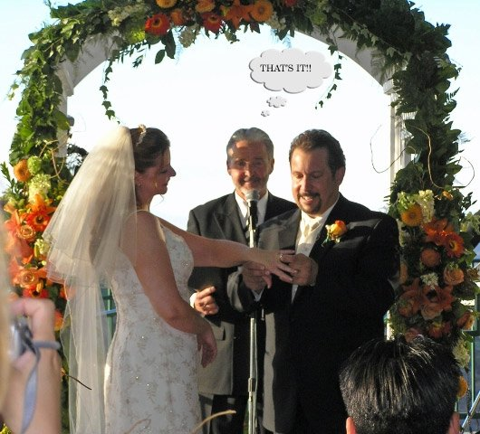 photo 5 of Reverend Michael Wedding Officiant