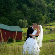 220x220 sq 1360888358445 1360719579015barnweddingpigeonforge
