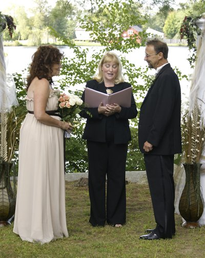 Photo 5 of jane e rokes nh justice of the peace for Wedding dresses for justice of the peace