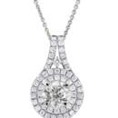 130x130 sq 1381435650877 yael designs 07154 18kt white gold for 0.5 0.75 1.0 center diamond 0.34 msrp 2685