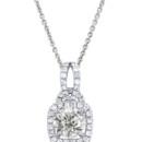 130x130 sq 1381435719034 yael designs 07158 for.5 .75 1.0 center 18kt white gold diamond 0.16ct msrp 1425