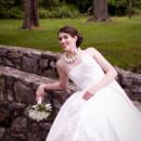 130x130 sq 1384543940107 smiling bride on bridge sittin