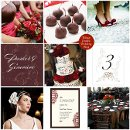 130x130 sq 1302255617129 brownandredfallwedding