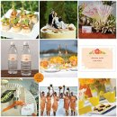 130x130 sq 1302256931955 orangeandyellowbeachwedding