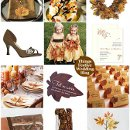 130x130 sq 1302256949612 oakleaffallweddingboard2