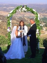 Spiritual Vows: Jae Weiss Farkas, M.S., D.D., Wedding Officiant photo