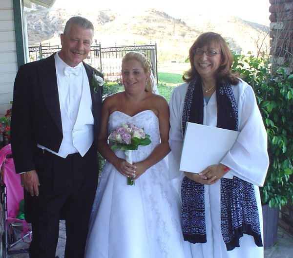 photo 4 of Spiritual Vows: Jae Weiss Farkas, M.S., D.D., Wedding Officiant