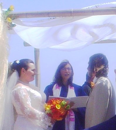 photo 5 of Spiritual Vows: Jae Weiss Farkas, M.S., D.D., Wedding Officiant