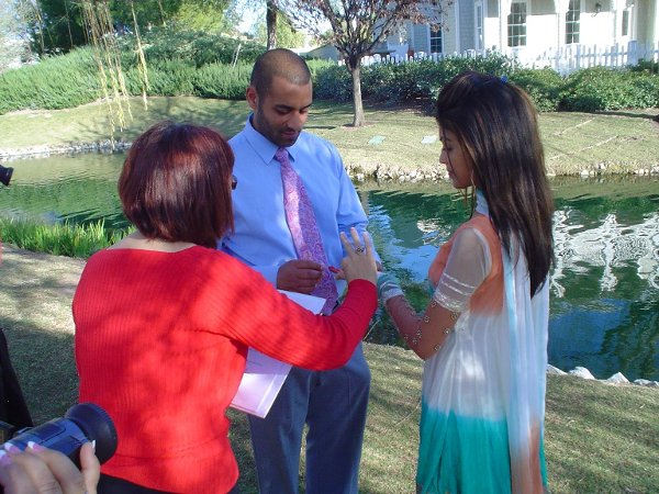 photo 10 of Spiritual Vows: Jae Weiss Farkas, M.S., D.D., Wedding Officiant