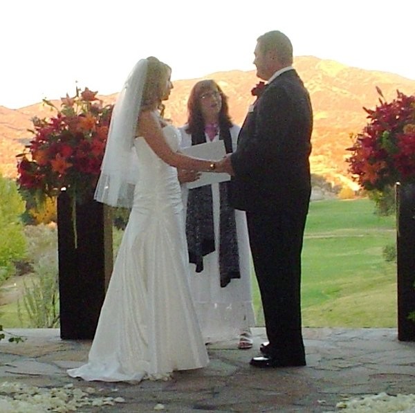 photo 2 of Spiritual Vows: Jae Weiss Farkas, M.S., D.D., Wedding Officiant