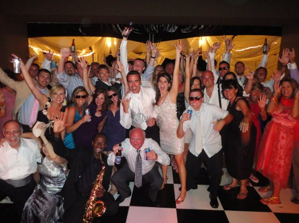 photo 1 of #1 In Fun! The Award Winning Blast Band / A Blast Mobile DJ's