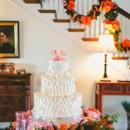 130x130 sq 1420940211575 fantasy frostings wedding cake pasadena rose petal