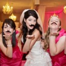 130x130 sq 1482934868126 bridesmaids having fun with mustaches