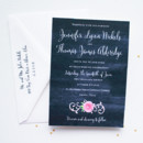 130x130 sq 1393008994132 chalkboard vintage wedding invitations