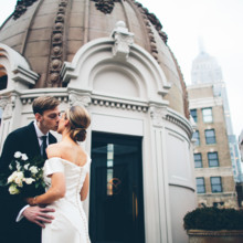 220x220 sq 1478389072960 the nomad hotel wedding cassiedusty 230